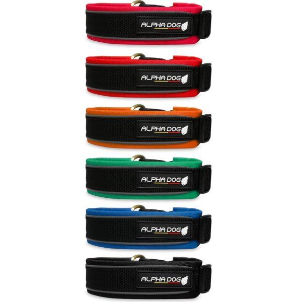 Alphadogsport collier amarok confort clips Duraflex